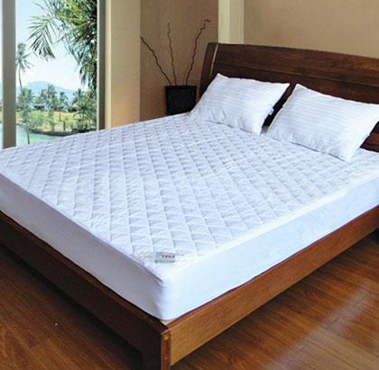 绗缝夹棉床罩