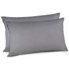 Adoric Life 8992466963697 Queen 灰色100%超细纤维枕套